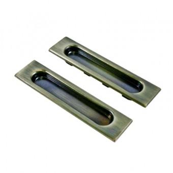 Ручки для раздвижных дверей TIXX бронза SDH 601 AB (100,20)
