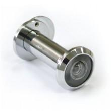 ДФ 45-70 хром (пластик) Глазок дверной (50)