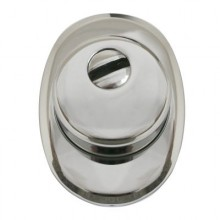 Броненакладка ДФ врезная WJ0101A хром (60)
