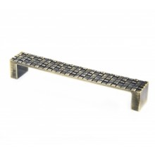 Soller ручка мебельная 63-128 бронза Ручка-скоба (35)