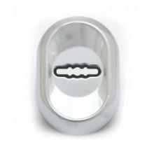 Накладка для сув/м ДФ 206 CP хром автомат.шторка (100)