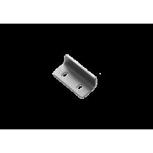 Домарт планка ответная 11х13х30 для мебел.шпингалета б/п (компл.2шт) (50)