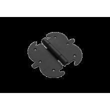Домарт Петля фигурная 130*140 черная (30)