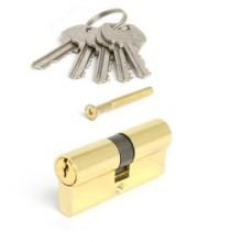 AVERS LL-60-G золото англ. кл. 5кл.профиль 28,5мм  Цилиндровый механизм (120)